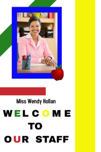 welcome/staff/employee/school/office