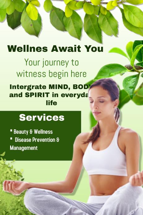 Wellness Awaits You