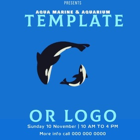 whale awareness ad social media