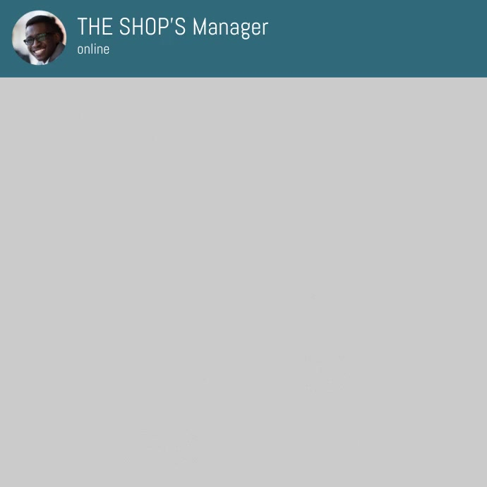 Whatsapp Chat Conversation Square Video Ad