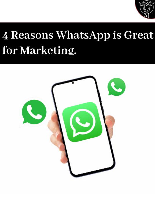 whatsapp monetization Flyer (US Letter) template