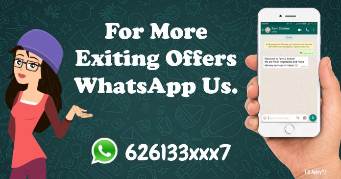 WhatsApp poster Obraz udostępniany na Facebooku template
