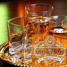 WHISKY BAR VIDEO AD