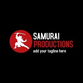white and red samurai