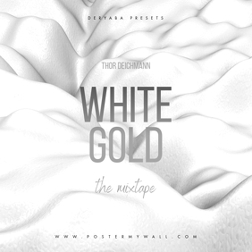 White Gold The Mixtape CD Cover