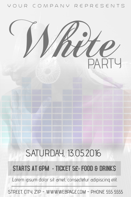 white party flyer template postermywall rh postermywall com white party flyer psd white party flyer psd