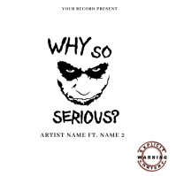 why Mixtape/Album Cover Art Albumcover template