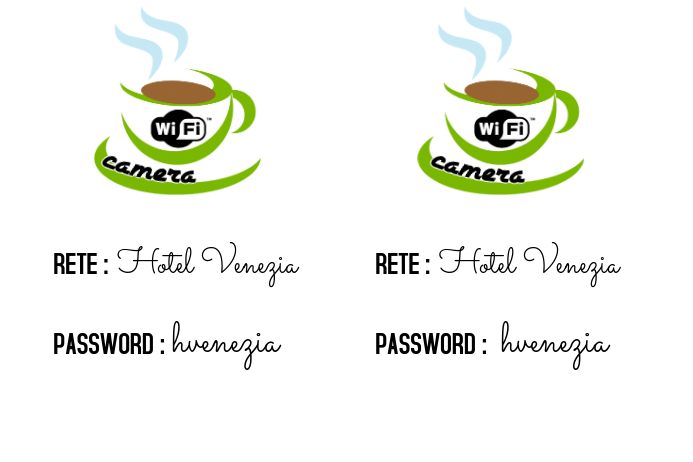 Wifi Password Template