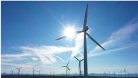 wind turbine ตัวอย่างภาพบน YouTube template