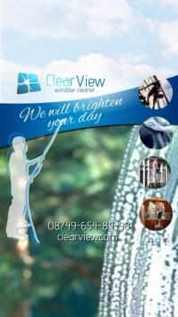 Window Cleaner Video Story Instagram