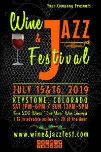 wine&jazz fest