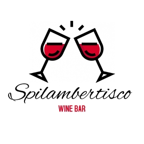 Wine Bar logo Logotipo template