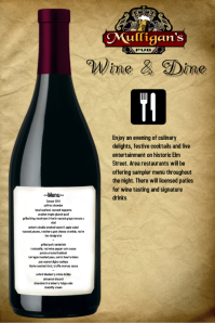 Wine&Dine;