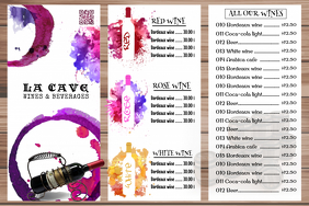 Customizable Design Templates for Wine Bar | PosterMyWall