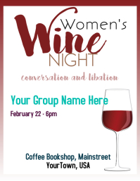 Wine Night Event