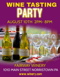 WINE TASTING PARTY WINE PARTY