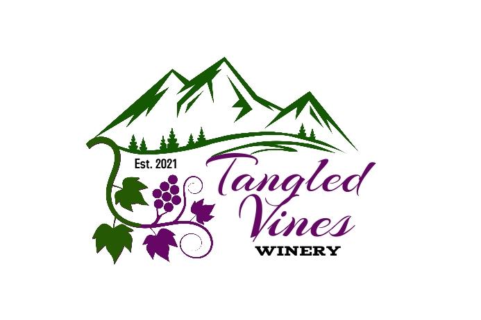 Winery Lable/Logo Этикетка template
