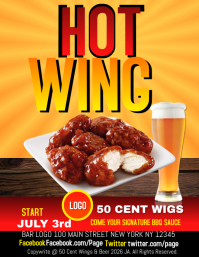 Wing and Beer