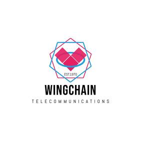 Wingchain Telecommunications Logo