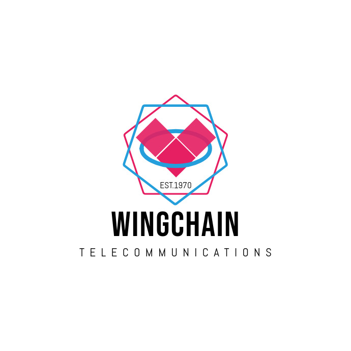 Wingchain Telecommunications Logo