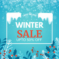 winter, christmas sale, winter sale