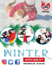 WINTER ACTIVITIES FLYER