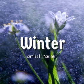 Winter album art