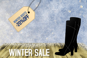 winter boots and shoes sale