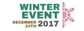 Winter Event Facebook post Template