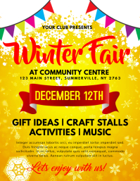 Winter Fair Flyer