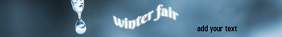 winter fair etsy banner