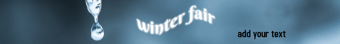 winter fair etsy banner