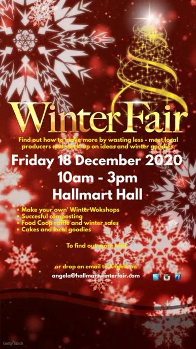 Winter Fair Video