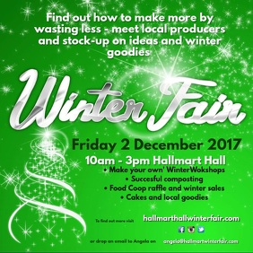 Winter Fair Video Template