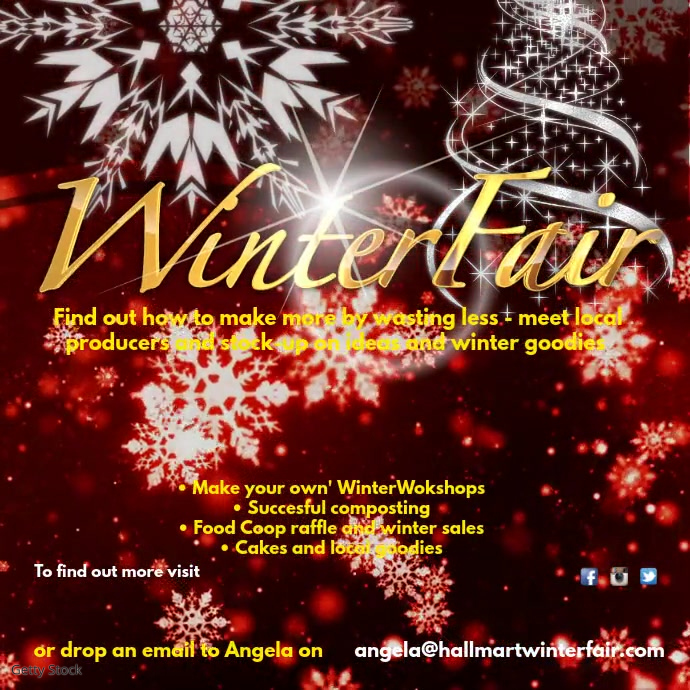 Winter Fair Video Template