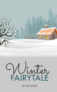 Winter Fairytale Book Cover