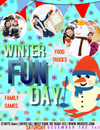WINTER FAMILY FUN DAY