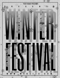 WINTER FESTIVAL VIDEO TEMPLATE