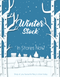Winter new stock sale