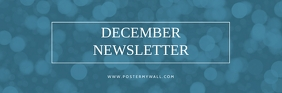Winter Newsletter email header template