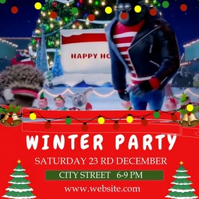 WINTER PARTY 2019