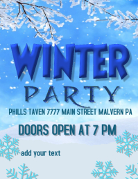 WINTER PARTY EVENT