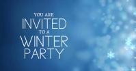 Winter Party invitation