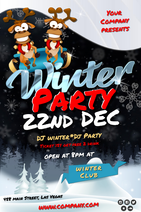 winter party3