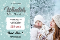 Winter Photography Mini Session