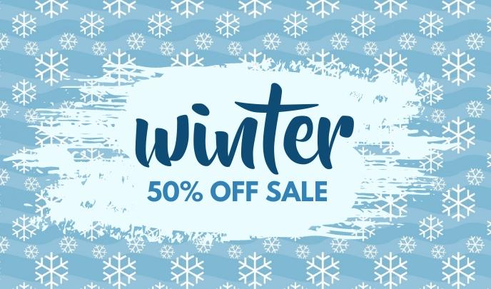 Winter Sale Ithegi template
