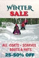 Winter Sale Video