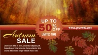 Winter Sale Video Template Digital na Display (16:9)