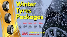 Winter Tyres Packages