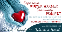 Winter Warmer Project Facebook Ad template